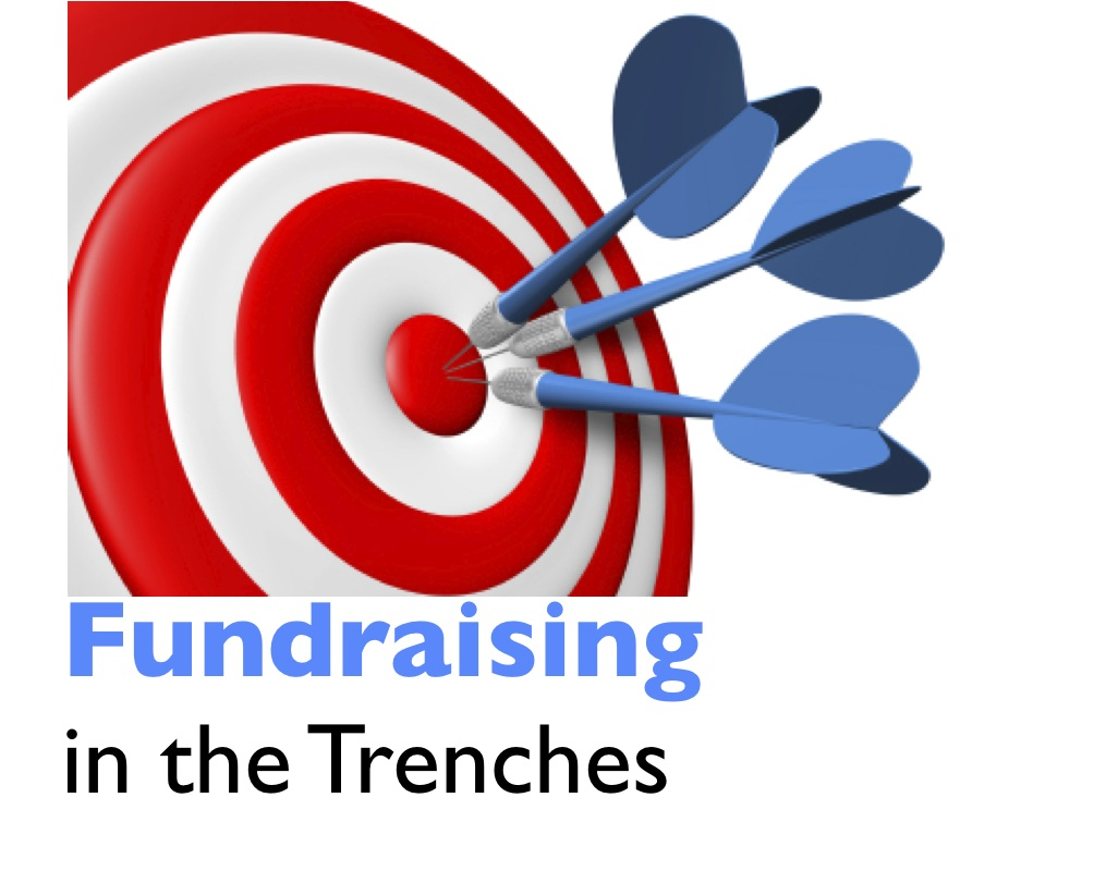 Fundraising in the Trenches | Surveying