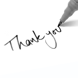 Does Your Organization's Thank You Letter Suck?